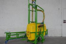 Внос Пръскачка за лозя и овошки - 600 л.