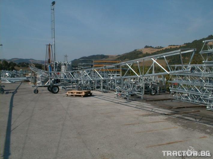 Напоителни системи Внос Система за напояване FERBO 1 - Трактор БГ