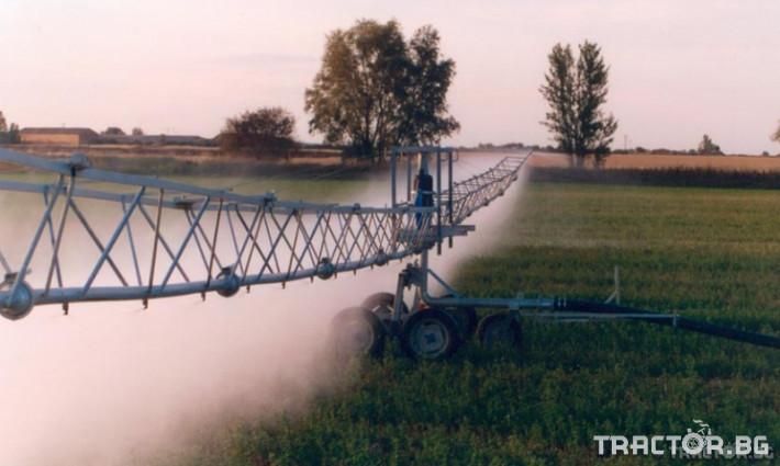 Напоителни системи Внос Система за напояване FERBO 3 - Трактор БГ