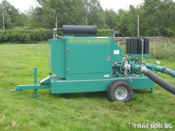 Напоителни системи Внос Система за напояване FERBO 4 - Трактор БГ