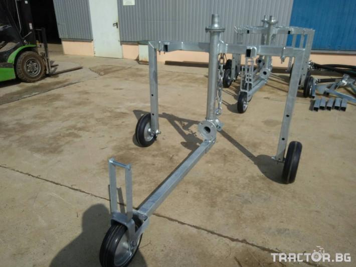 Напоителни системи Внос Система за напояване FERBO 5 - Трактор БГ