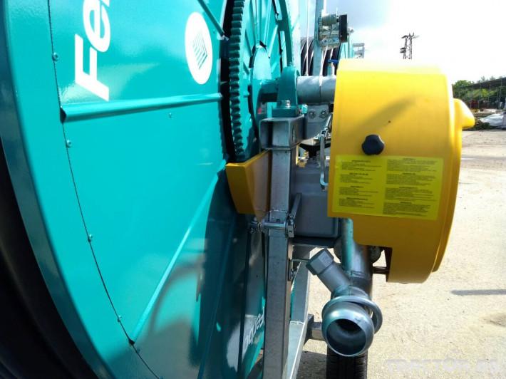 Напоителни системи Внос Система за напояване FERBO 6 - Трактор БГ