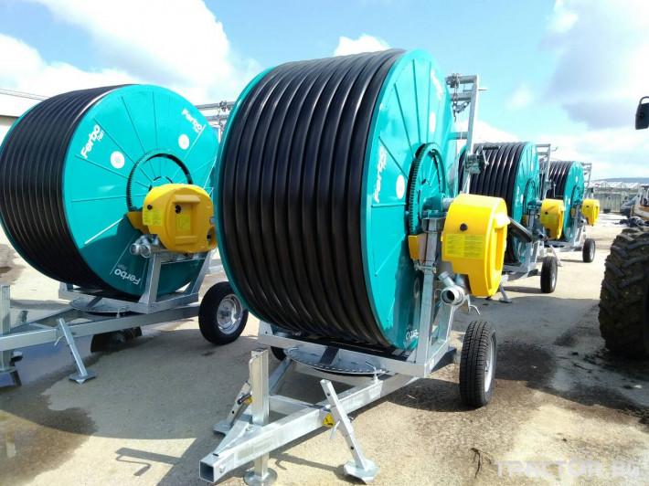 Напоителни системи Внос Система за напояване FERBO 7 - Трактор БГ