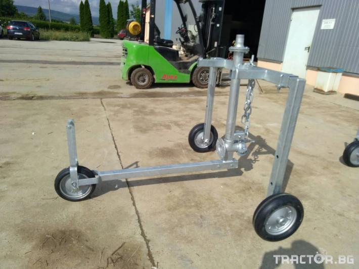 Напоителни системи Внос Система за напояване FERBO 10 - Трактор БГ