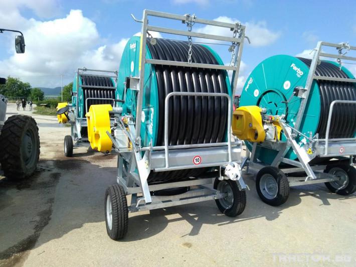Напоителни системи Внос Система за напояване FERBO 11 - Трактор БГ