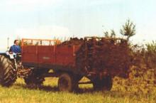 Български Тороразпръскващо ремарке Ремби BV60