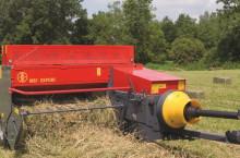 Правоъгълна балопреса Abbriata M 61 Export