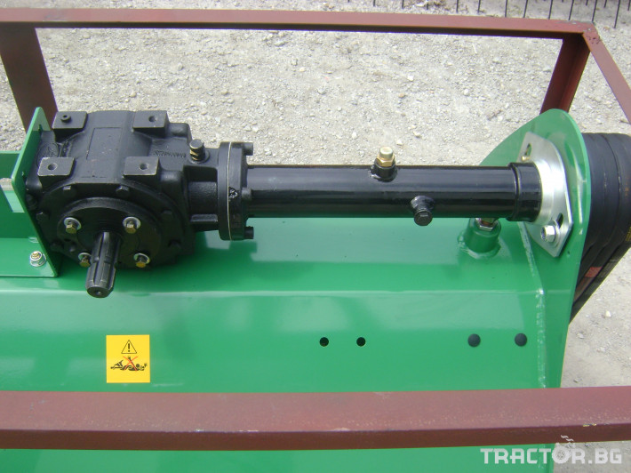 Мулчери GEO Италиански  мулчер EFGC 145/155 11 - Трактор БГ