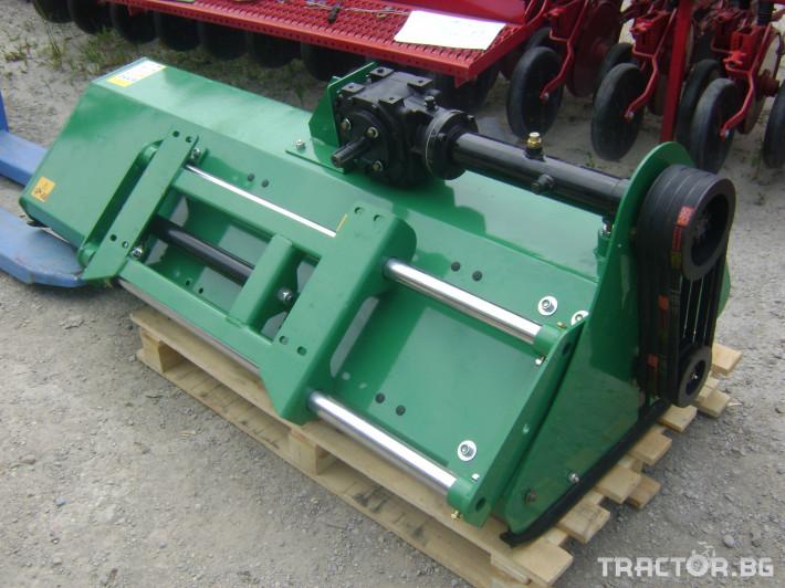 Мулчери GEO Италиански  мулчер EFGC 145/155 3 - Трактор БГ