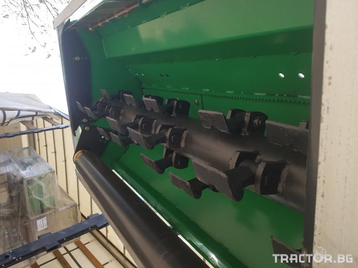 Мулчери GEO Италиански  мулчер EFGC 145/155 22 - Трактор БГ
