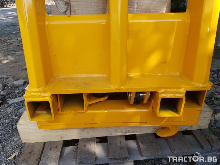 Други Щипка за правоъгьлни бали 2 - Трактор БГ