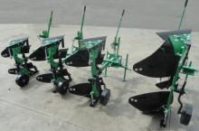 Плуг обръщателен италиански за малогабаритен трактор GEO, модел PO