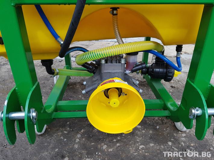 Пръскачки Меркурий Агро Меркурий Навесна пръскачка - 600 литра 5 - Трактор БГ