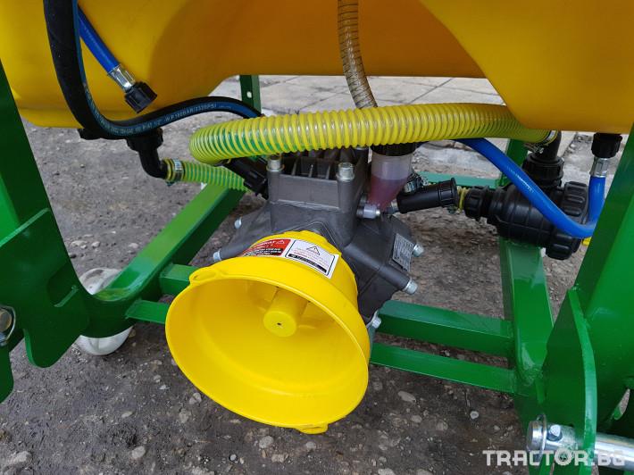 Пръскачки Меркурий Агро Меркурий Навесна пръскачка - 600 литра 12 - Трактор БГ
