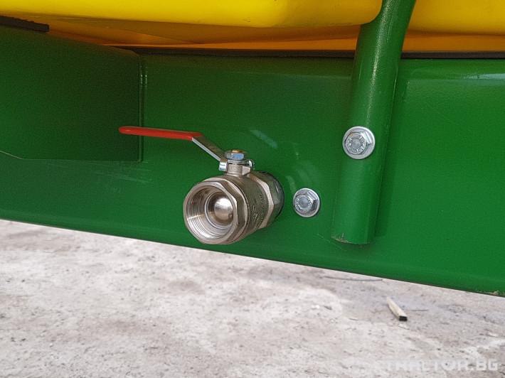 Пръскачки Меркурий Агро Прикачна  пръскачка 2000л 16м. повдигащ лифт 3 - Трактор БГ
