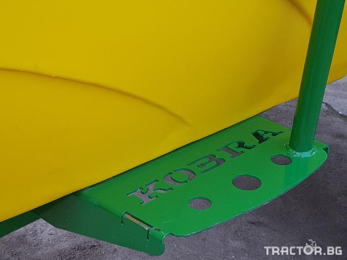 Пръскачки Меркурий Агро Прикачна  пръскачка 2000л 16м. повдигащ лифт 4 - Трактор БГ