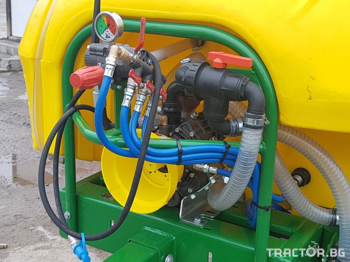 Пръскачки Меркурий Агро Прикачна  пръскачка 2000л 16м. повдигащ лифт 6 - Трактор БГ