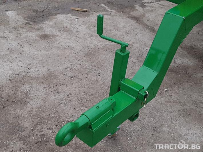 Пръскачки Меркурий Агро Прикачна  пръскачка 2000л 16м. повдигащ лифт 7 - Трактор БГ