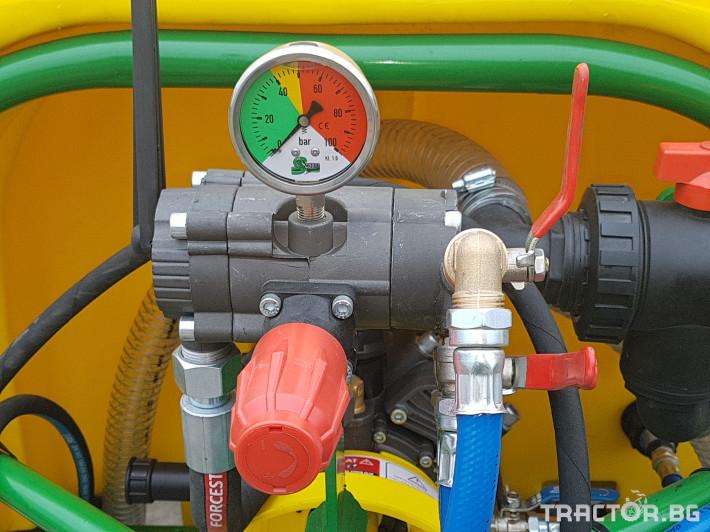 Пръскачки Меркурий Агро Прикачна  пръскачка 2000л 16м. повдигащ лифт 9 - Трактор БГ