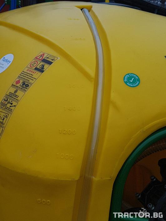Пръскачки Меркурий Агро Прикачна  пръскачка 2000л 16м. повдигащ лифт 12 - Трактор БГ