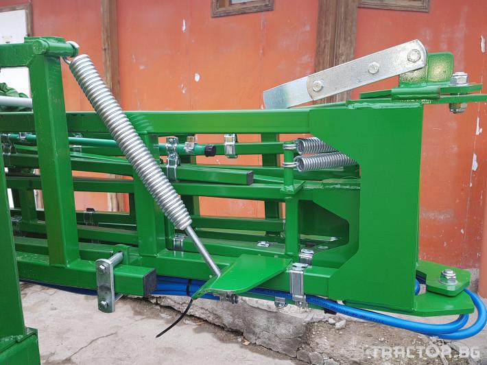 Пръскачки Меркурий Агро Прикачна  пръскачка 2000л 16м. повдигащ лифт 14 - Трактор БГ