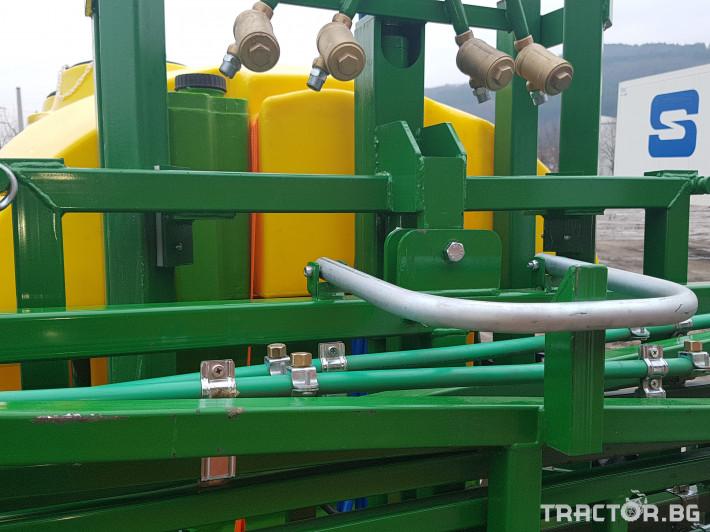 Пръскачки Меркурий Агро Прикачна  пръскачка 2000л 16м. повдигащ лифт 20 - Трактор БГ
